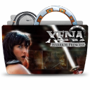 Folder TV XENA icon