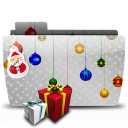 Folder Xmas Gifts icon