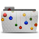Folder Xmas icon