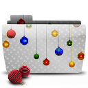 Folder Xmas pandentif icon