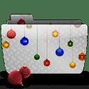 Folder Xmas pandentif icon