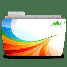 Folder Season X icon