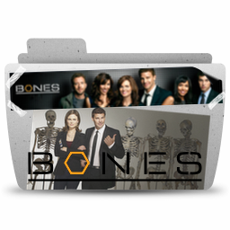 Folder TV BONES icon
