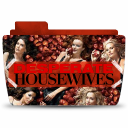 Folder TV DESPERATE HOUSEWIVES icon