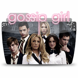 Folder TV GOSSIP GIRL icon