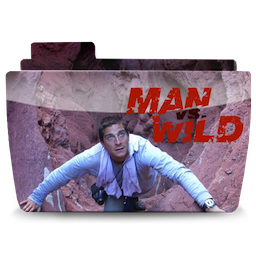Folder TV ManVSWild icon