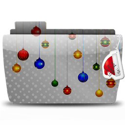 Folder Xmas To You icon