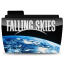 Folder TV Falling Skies icon