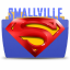 Folder TV SMALLVILLE icon