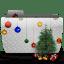 Folder Xmas Tree icon