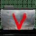 Folder-TV-V icon