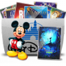 Folder-TV-Disney icon