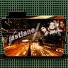 Folder-TV-FASTLANE icon