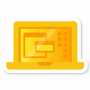 Mayor Lap Top icon