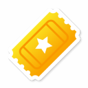 Mayor Ticket icon