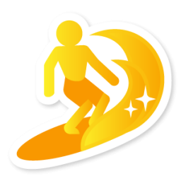 Mayor Surfer icon