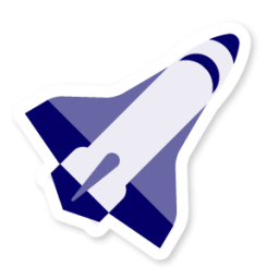 space shuttle icon - photo #1