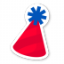 Party-Hat icon