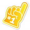 Mayor-Foam-Hand icon
