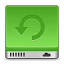 Apps-deja-dup icon