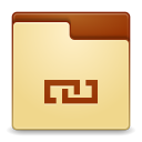 Devices gnome dev symlink icon