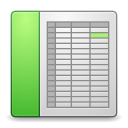 Mimes x office spreadsheet icon