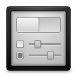 Apps dconf editor icon