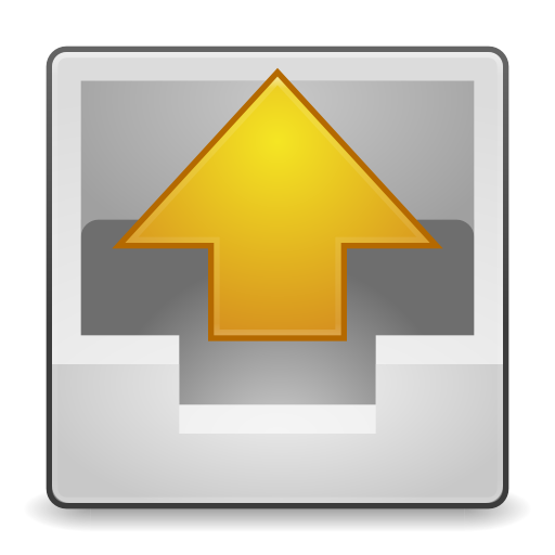 Actions-mail-outbox icon