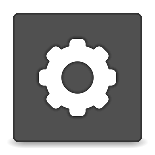 Actions-system-run icon