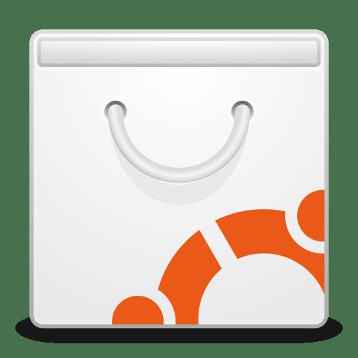 Apps-ubuntu-software-center icon