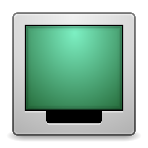 Devices video display icon