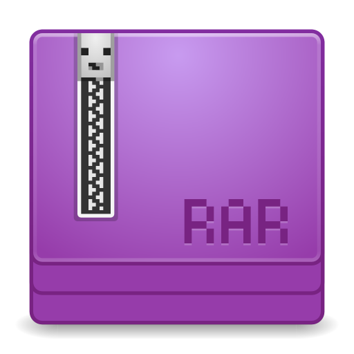 Mimes-application-x-rar icon