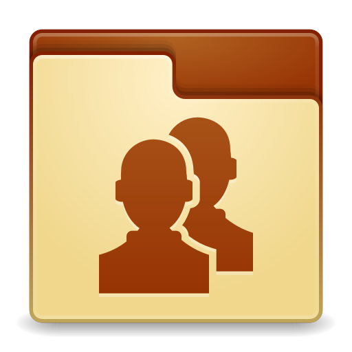 Places-folder-publicshare icon