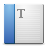 Mimes-x-office-document icon