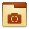 Places-folder-pictures icon