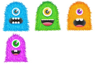 Monster Icons