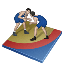 wrestling greco roman icon
