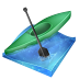 Kayak-sprint icon