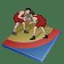 Wrestling-freestyle icon