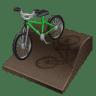 Cycling-bmx icon