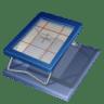 Gymnastics-trampoline icon