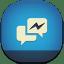 Facebook-messenger icon