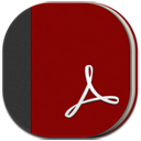 adobe reader 2 icon
