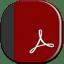 Adobe reader 2 icon