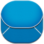 Email-blue icon
