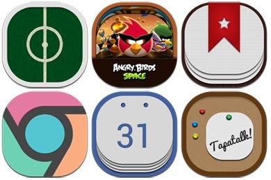 MMII Flat Vol. 3 Icons