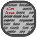 after focus 2 icon
