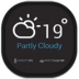 Weather-eye icon