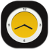 Clock-analog icon