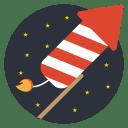 icon foguete